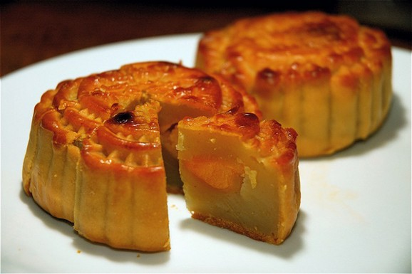 China - Mooncake