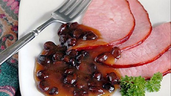 Easy Raisin Sauce for Ham recipe photo