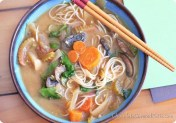 Hearty Vegetable Miso Soup recipe photo