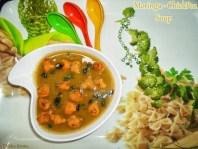 Moringa - Chickpea Vegetable Soup recipe photo