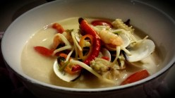 Tom Yum Soup recipe photo