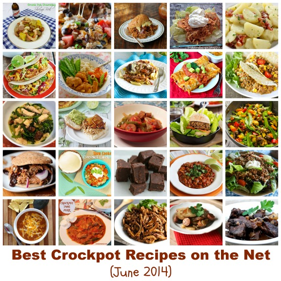 Best Crockpot Recipes on the Net (June 2014)