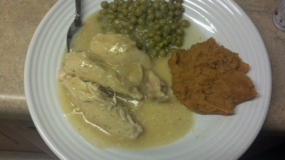 Crock Pot Chicken and Gravy recipe photo