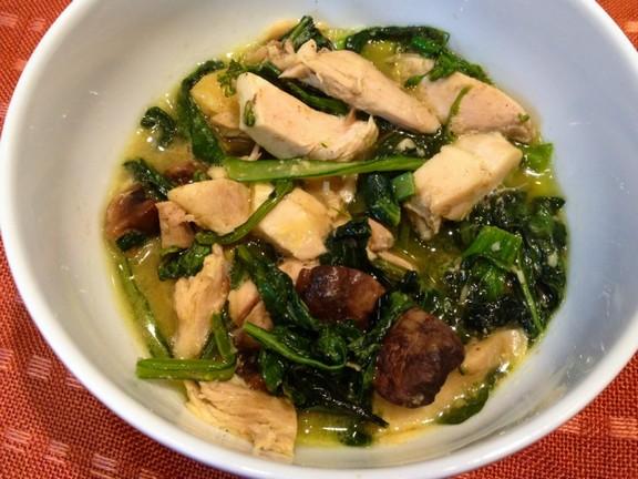 Crockpot Curry Chicken and Curry Chicken Stew recipe photo