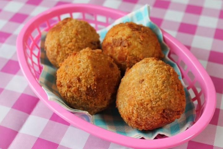 Gluten Free Veggie Scotch Eggs recipe