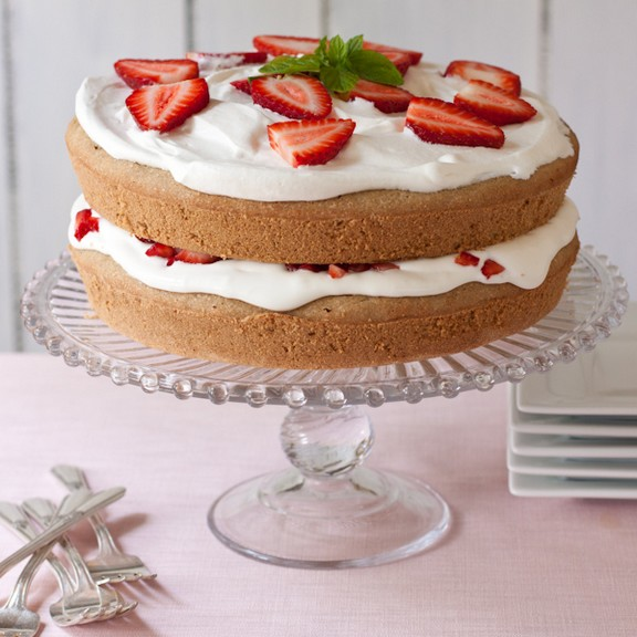 Summer Celebration Cake recipe
