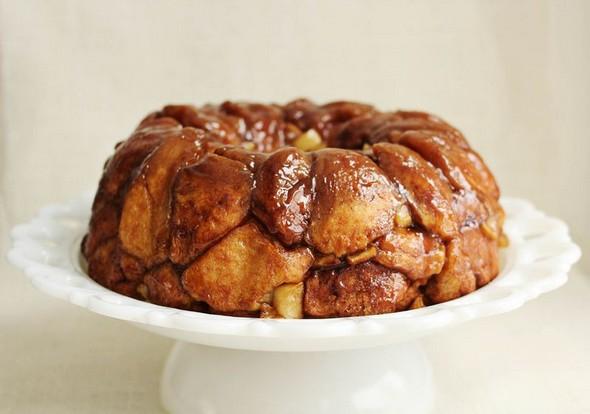 Apple Dumpling Monkey Bread recipe picture