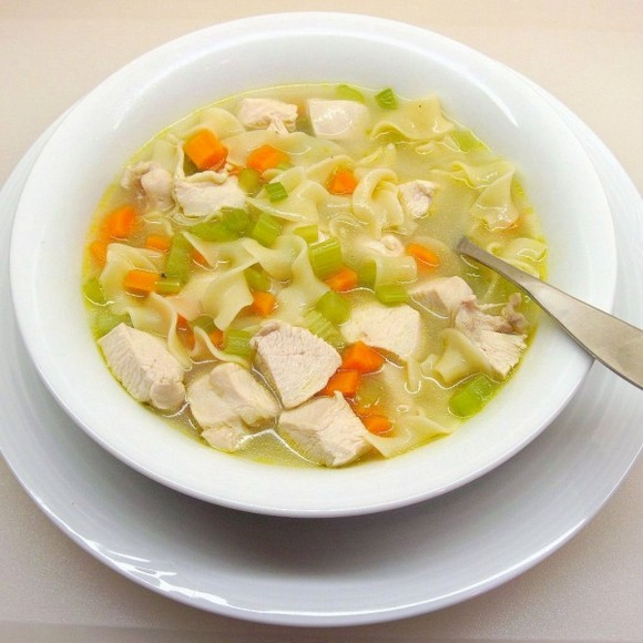 #8 Chicken Soup