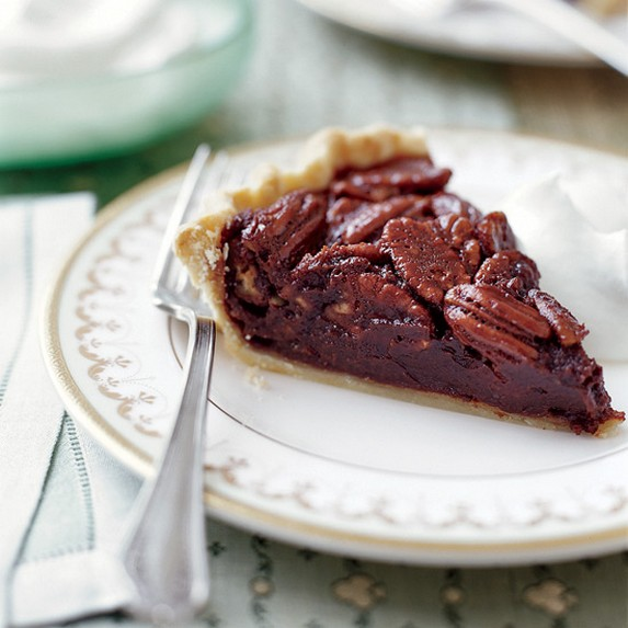 Chocolate Pecan Pie by Food & Wine