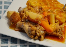 Crock-Pot Caribbean Stew Chicken recipe