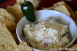 Crock Pot Jalapeno Bacon Dip recipe