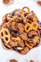 Crock-Pot Maple Pumpkin Spice Chex Mix recipe