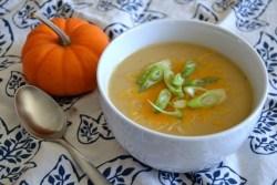 Crock-Pot Potato Leek Soup recipe