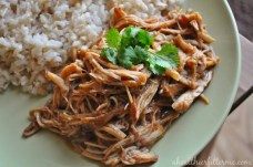 Crock-Pot Pulled BBQ Chicken recipe