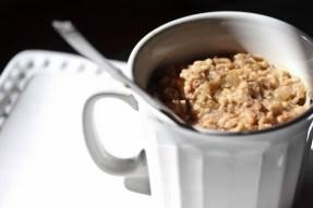 Crockpot Apple Pie Oatmeal recipe
