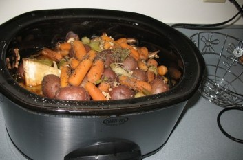 Crockpot Classic Pot Roast recipe