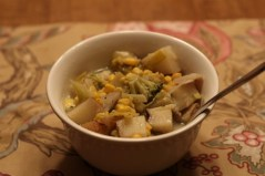 Crockpot Potato Vegetable Chowder recipe