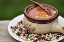 Protein-Packed Vegan Crockpot Chili recipe