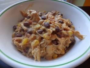 Ranch Chicken Chili (Crockpot Freezer Meal) recipe