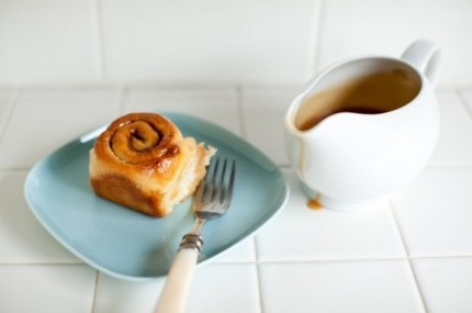 Slow Cooker Semi-Homemade Caramel Rolls recipe