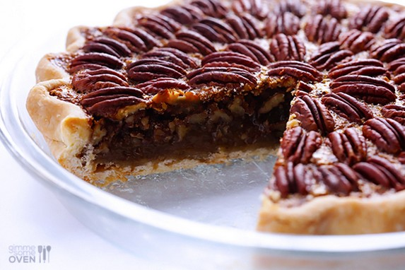 The Best Pecan Pie by Gimme Some Oven