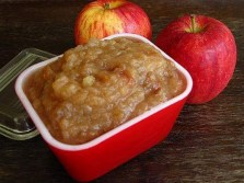The Perfect Crockpot Applesauce recipe
