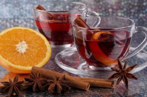 Red Wine Christmas Punch from Chi Wulff