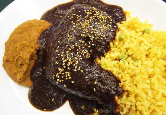 The 12 Best Foods on the Planet: 7. Pollo en Mole Poblano (Mexico)