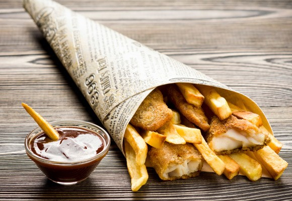 The 12 Best Foods on the Planet: 8. Fish and Chips (New Zealand)