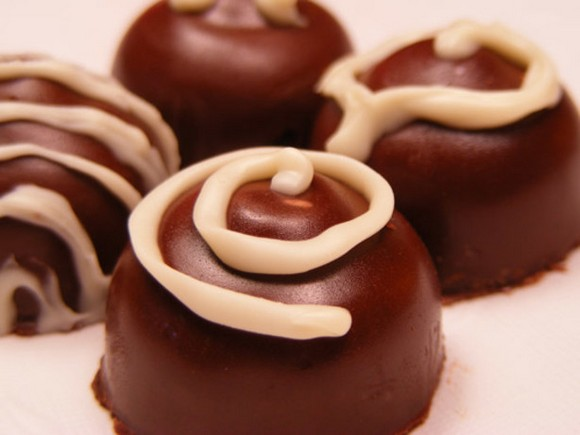 Ganache, Soft Filling for Chocolates