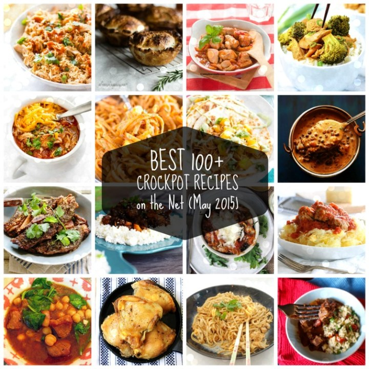 Best Crockpot Recipes (May 2015)