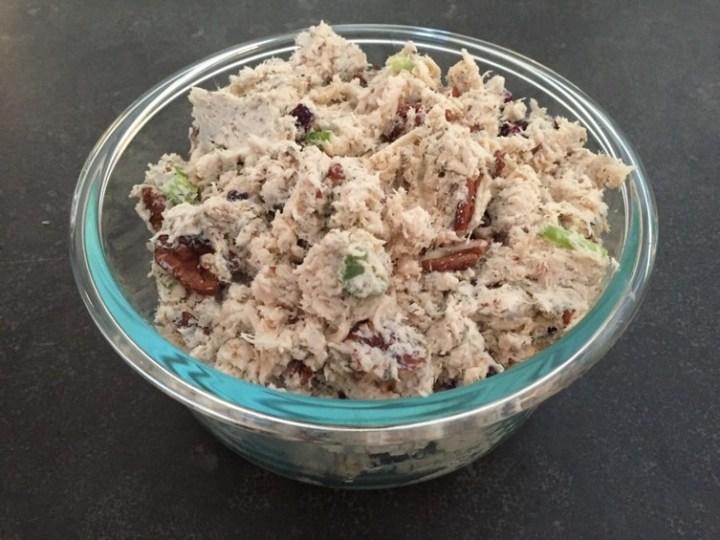 Crockpot Chicken Salad