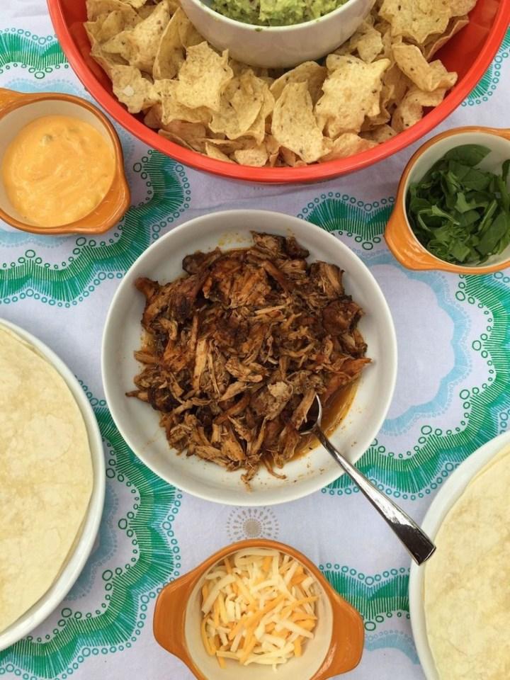 Easy CrockPot Carnitas Recipe for Cinco de Mayo