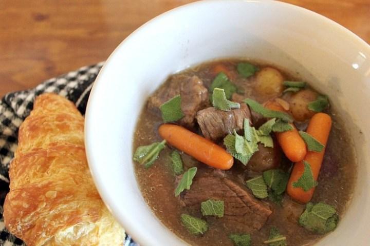 The BEST Crock Pot Beef Stew