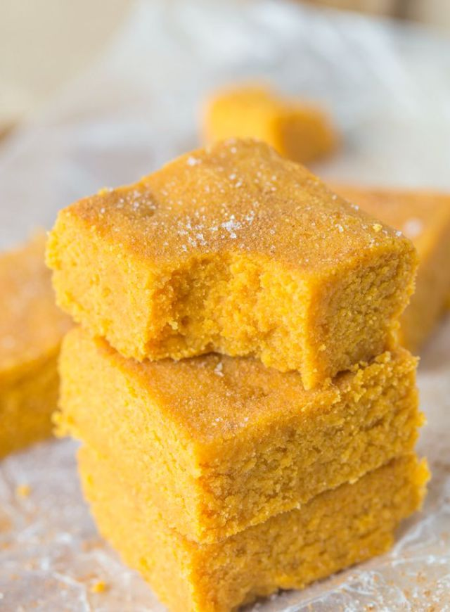 Healthy 3 Ingredient Pumpkin Fudge (Paleo, Vegan, Gluten Free)