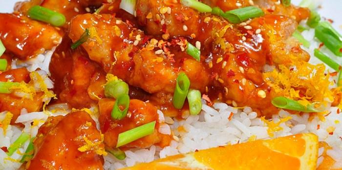 Gluten-Free Orange Chicken in the Crock Pot