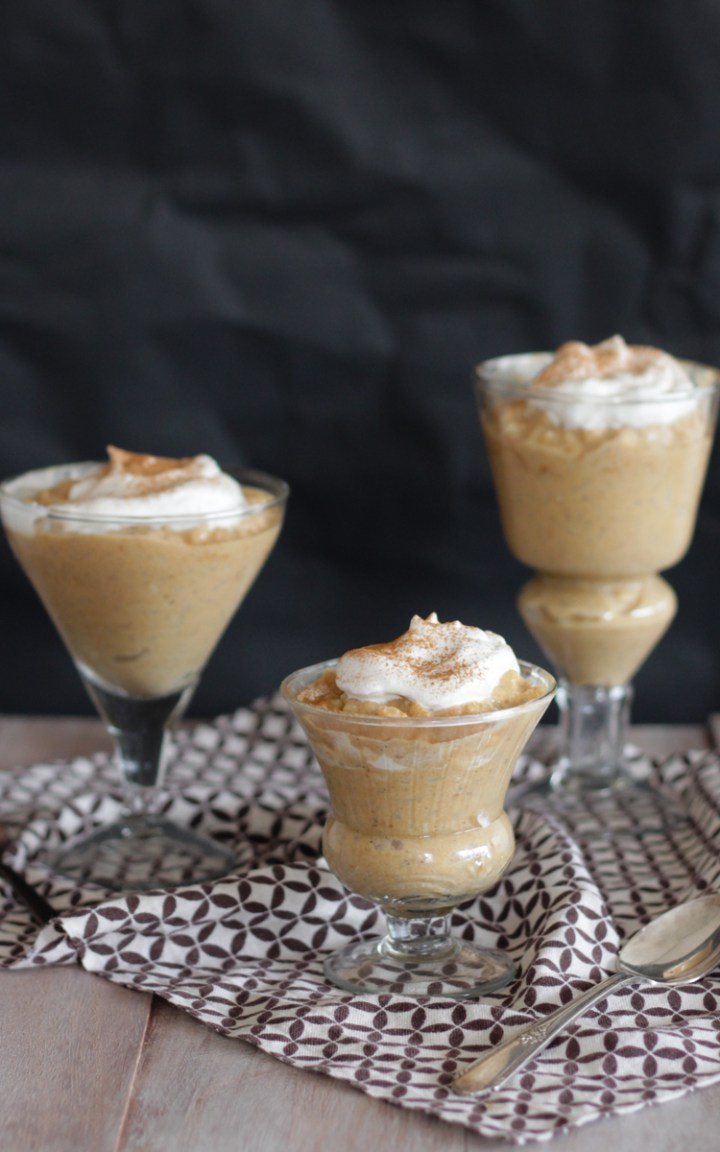 Pumpkin Rice Pudding Recipe