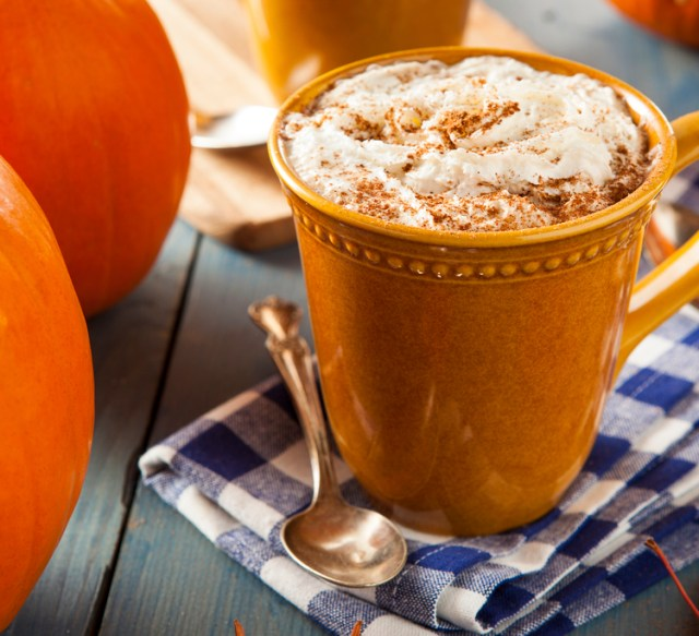 Simply Delicious Pumpkin Spice Latte Recipe