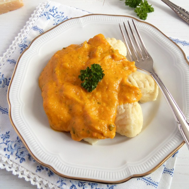 Amazing Pumpkin Sauce