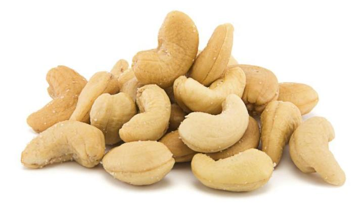 November 22: National Cashew Day