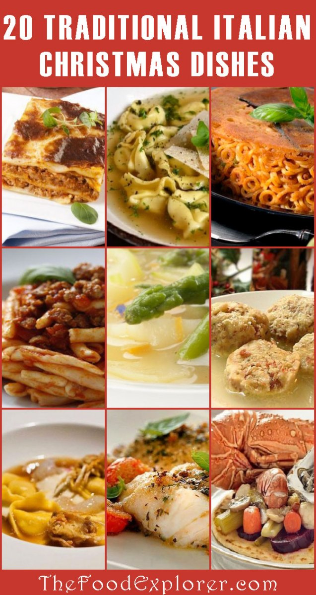 20 Traditional Italian Christmas Dishes