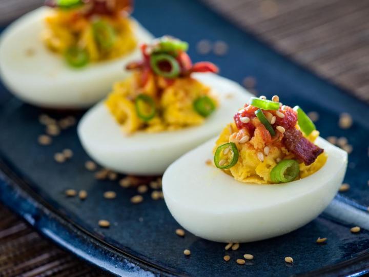 November 2: National Deviled Egg Day