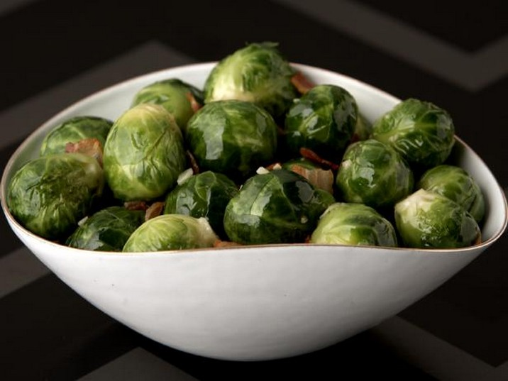 Giada's Brussels Sprouts with Pancetta Recipe