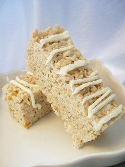 Rice Krispies Bars recipe (181 calories)