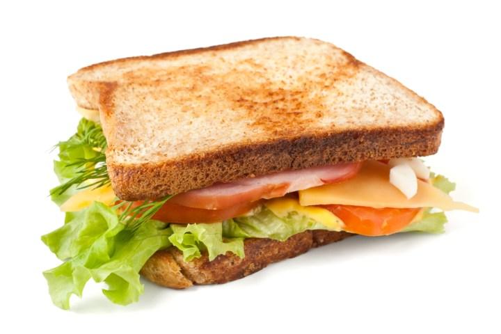 November 3: National Sandwich Day