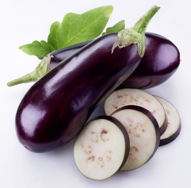 Top 15 Healthiest Vegetables On Earth - 6 Eggplant