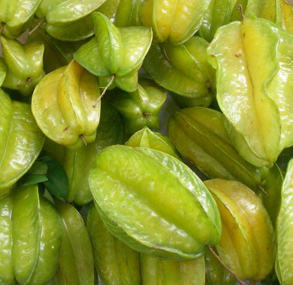 Top 15 exotic fruits - #2 Star Fruit