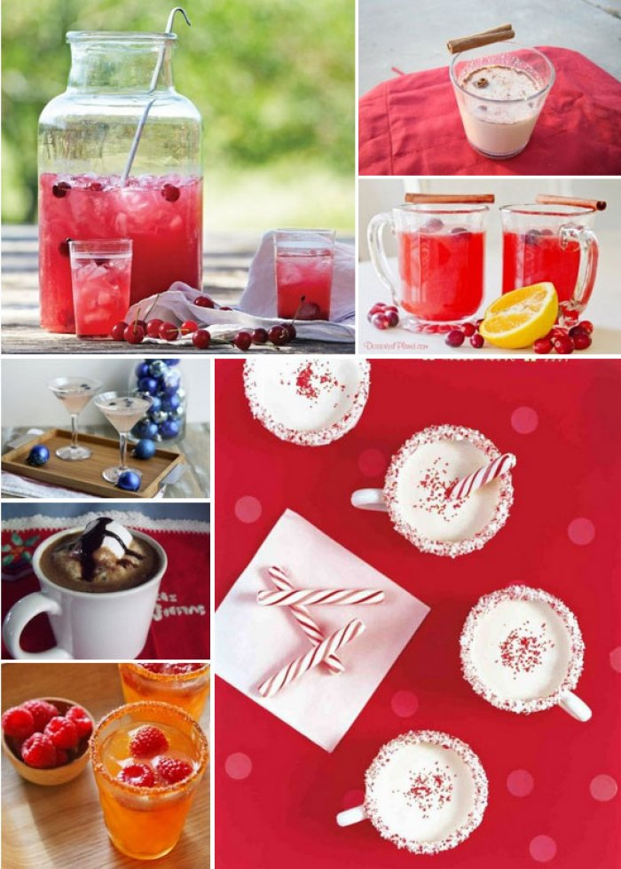 17 Festive Nonalcoholic Drinks Everyone Can Enjoy These Holidays