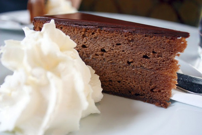 Austria - Sachertorte Recipe