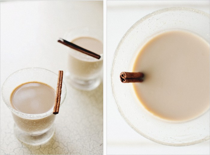 Spicy Chai Latte